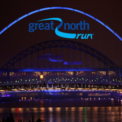 Great North Run 2014 GNR Million Opening Ceremony Music by Dan Jones