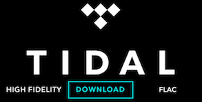 Download in Hi-Res from Tidal